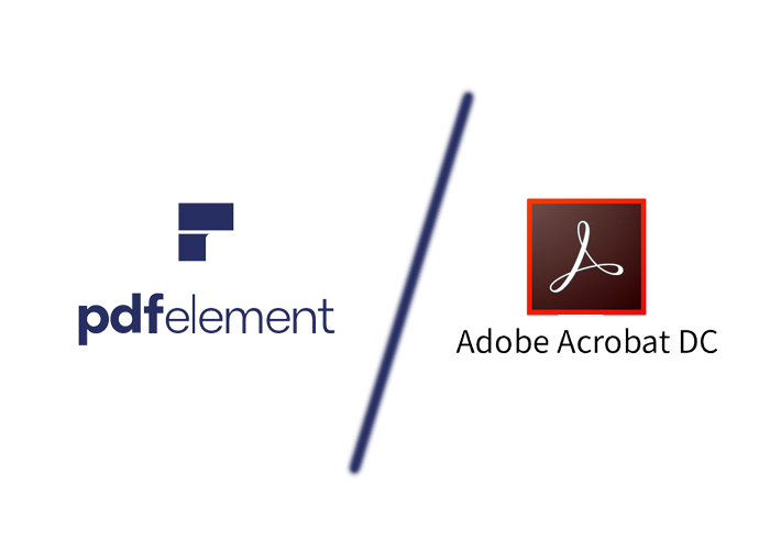 PDFelement vs Adobe Acrobat DC: Which PDF Editor Is Better on Windows