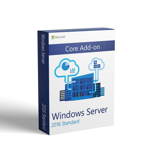 Windows Server 2016 Standard (Retail)