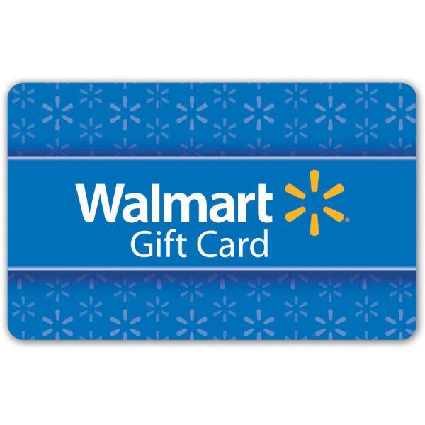 Walmart Gift cards ($10)