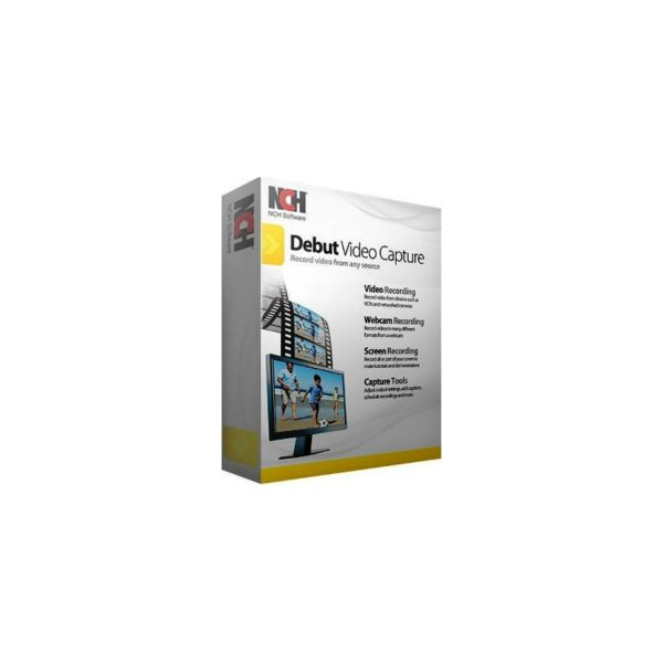 Debut Video Capture and Screen Recorder -  Home Edition