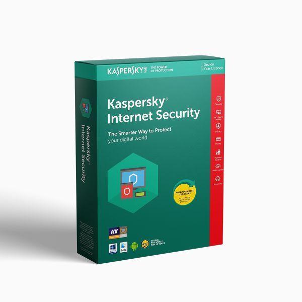 Kaspersky Internet Security 3 user 2019