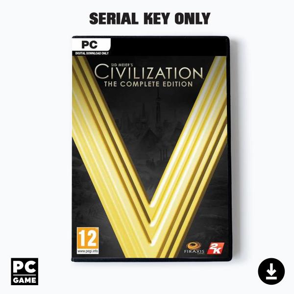 Civilization V - The Complete Edition PC