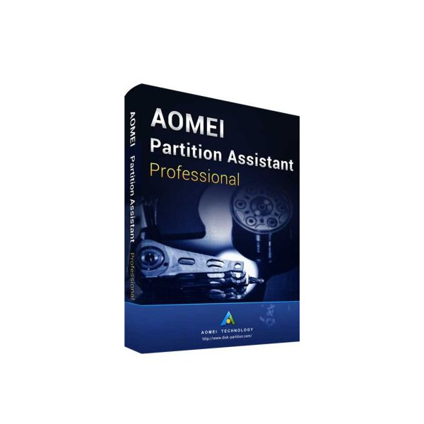 AOMEI Partition Assistant Professional (current version)
