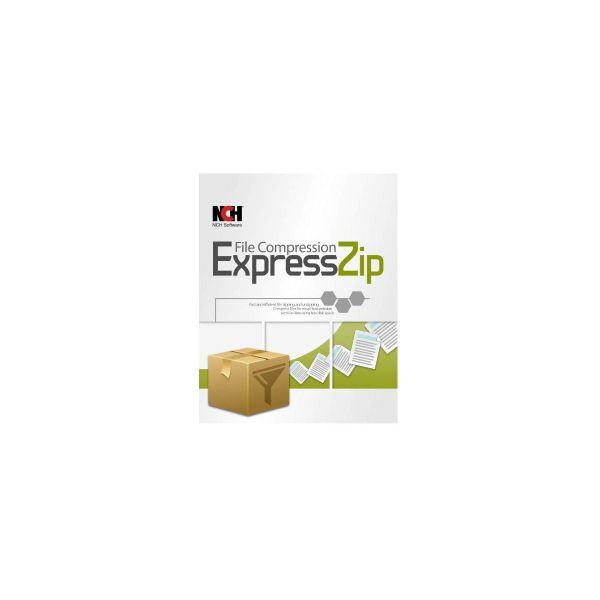 Express Zip File Compression Plus - Home use only