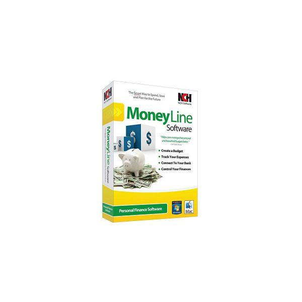 MoneyLine Personal Finance Software Professional