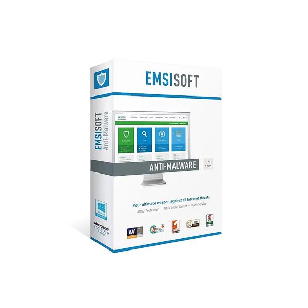 Emsisoft Anti-Malware Home 3 Device