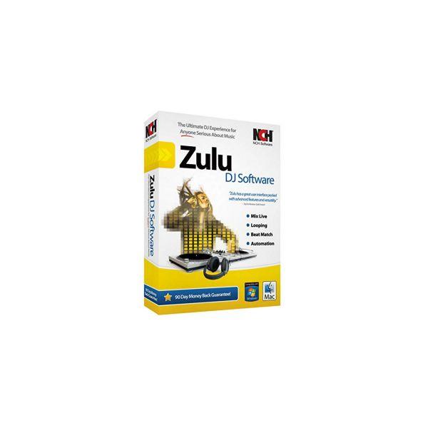 Zulu DJ Software (Master's Edition)