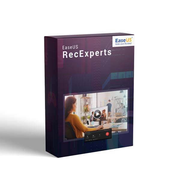 EaseUS RecExperts Windows (1 Year)