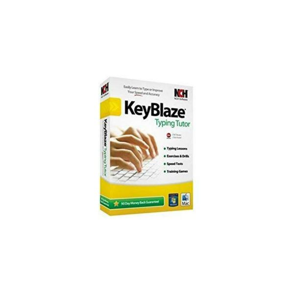 KeyBlaze Typing Tutor Plus - Home use only