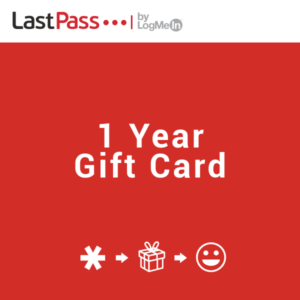 LastPass Premium 1 Year