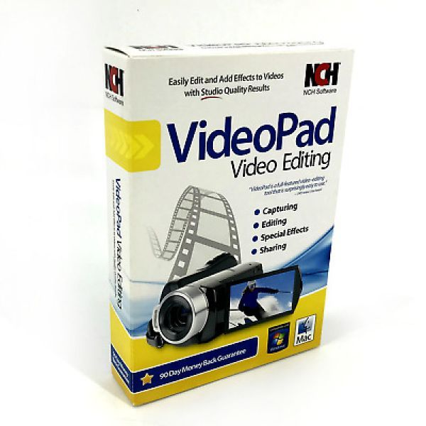 VideoPad Video Editor (Master's Edition)