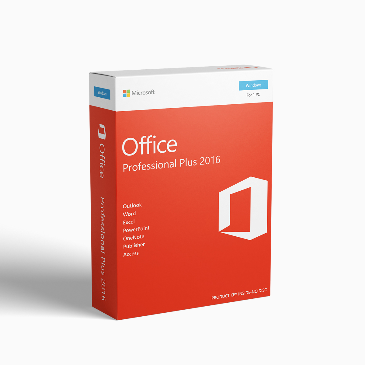 Microsoft Office Professional Plus 2016 (Windows)
