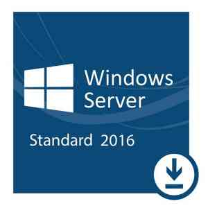 Windows Server 2016 Standard (Retail)