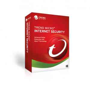 Trend Micro Internet Security 1 user (1Year)