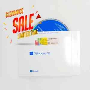 Microsoft Windows 10 Home OEM 64-Bit (KW9-00139)