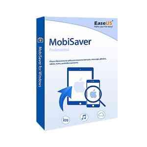EaseUS MobiSaver for Windows