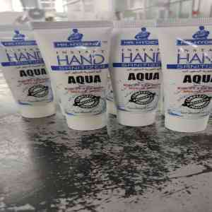 Hand Sanitizer Aqua 25ml x 5pcs