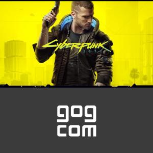Cyberpunk 2077 (PC) - GOG.COM Key - GLOBAL