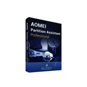 AOMEI Partition Assistant Professional (current version)