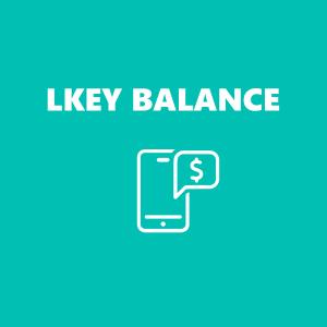 LKEY Balance