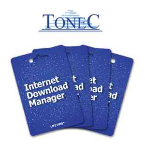 Internet Download Manager (Lifetime - Card)