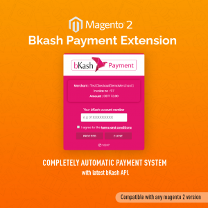 Magento 2 Bkash Payment Extension