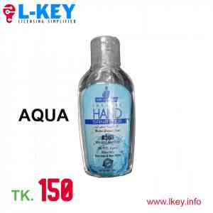 Hand Sanitizer Aqua  50ml x 2pcs