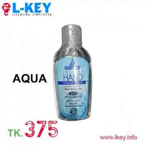 Hand Sanitizer Aqua  50ml x 5pcs