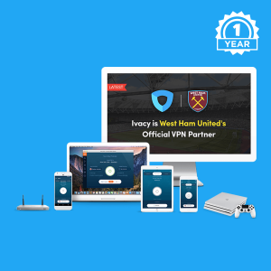 ivacy VPN (1 Year 5 Device)