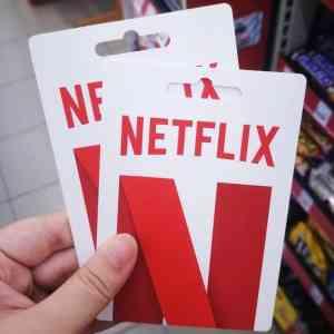 Netflix Gift Card (25USD)