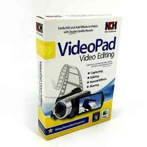 VideoPad Video Editor (Master's Edition)