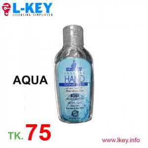 Hand Sanitizer Aqua  50ml