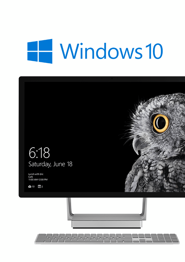 Windows 10 Pro is built for business